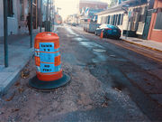 Why does it take so long to fix streets after Sewerage & Water Board work?