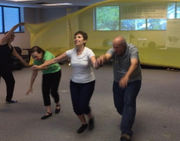Dance & music: Keys to freedom for Parkinson's patients?