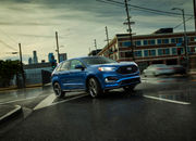 Ford's new Edge SUV can improve traction, fuel usage using artificial intelligence