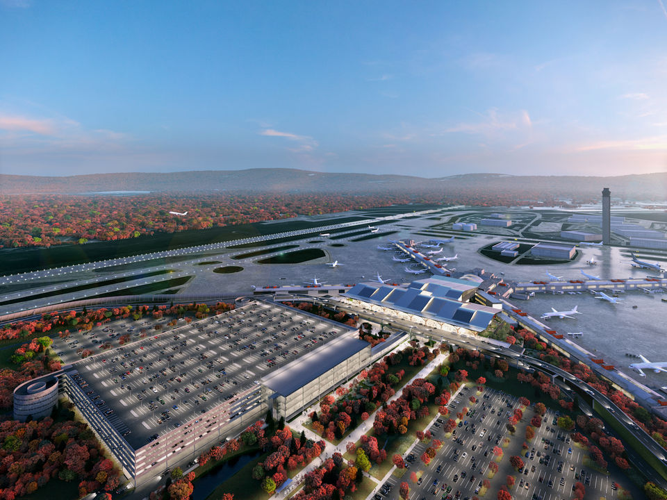 Ambitious Pittsburgh Airport Plan Offers Lessons For Cleveland