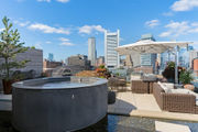 Penthouse with rooftop hot tub in Boston's Seaport on the market for $9.2 million