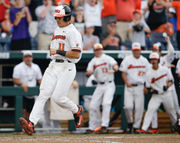 For Oregon State's Trevor Larnach and 2 'brothers,' childhood baseball dreams lead to College World Series