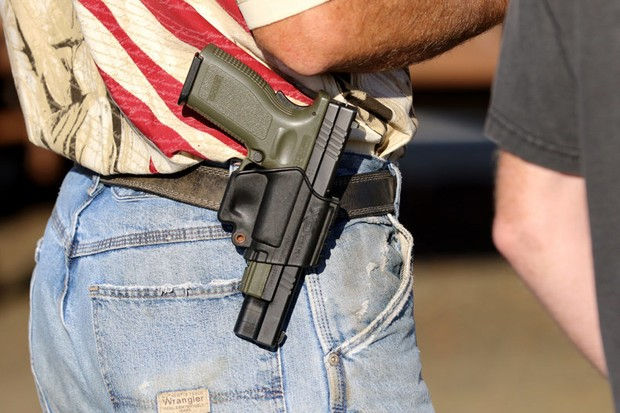 Guns in Portland: What you can and cannot do | OregonLive com