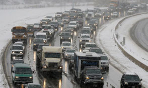 CLEVELAND, Ohio - A wave of wintry weather moved into Northeast Ohio this morning, causing a number of accidents in the Canton area and slowing traffic throughout the region. A Winter Weather advisory continues through 7 p.m. this evening for most of the area. On Friday, expect periods of rain and snow throughout the day with highs in the upper 30s and lows around freezing. Saturday will see a bit of clearing with a chance for snow showers and highs near 40. Chances for rain and snow return Saturday evening into Sunday.