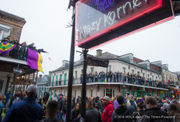 Lundi Gras madness in the French Quarter: Photo gallery