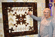 Gulf States Quilting show in Slidell: Check out the photos