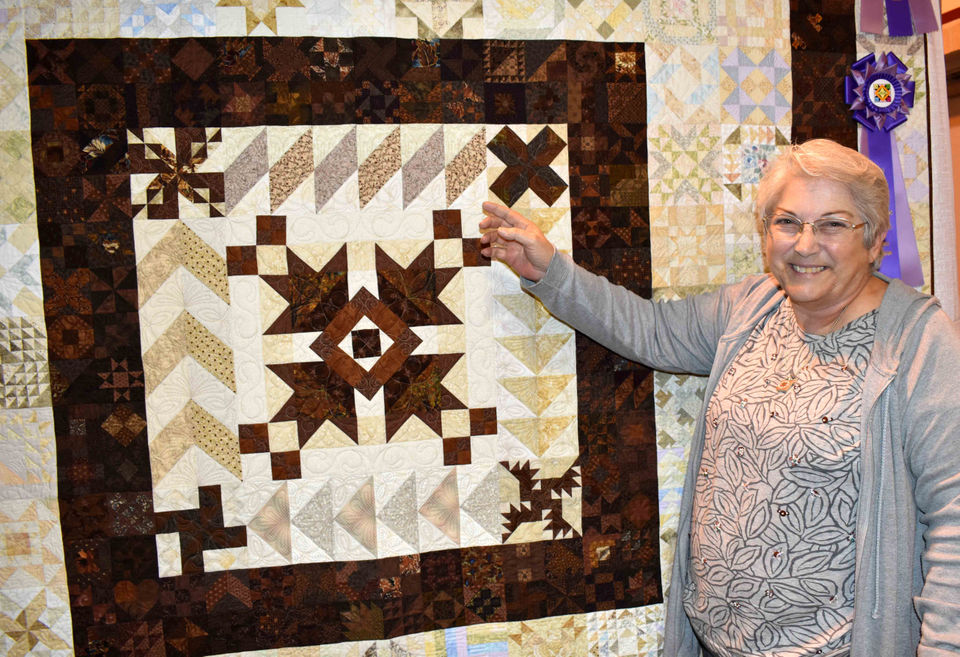 Gulf States Quilting Association Show 2018