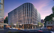 Officials break ground on downtown Portland classroom, clinic and office building