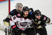 Muskegon Lumberjacks take Game 1 in opening series of USHL playoffs