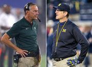A brief history of trash talk between Michigan and Michigan State