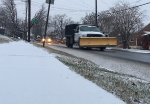The first major winter storm of 2019 will dump five to 11 inches of snow, leave a coating of ice, make travel treacherous and make power outages likely from Saturday afternoon into Sunday, according to the National Weather Service.  A winter storm watch is in effect from Saturday afternoon into Sunday.