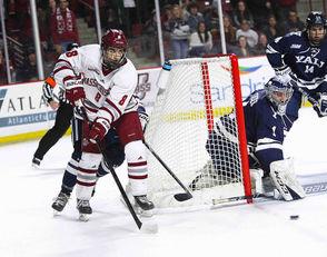 UMass Hockey vs Yale