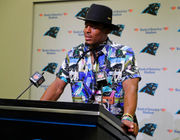 Cam Newton plans to look 'groovy, swaggy, salty, trippy' for postgame press conferences
