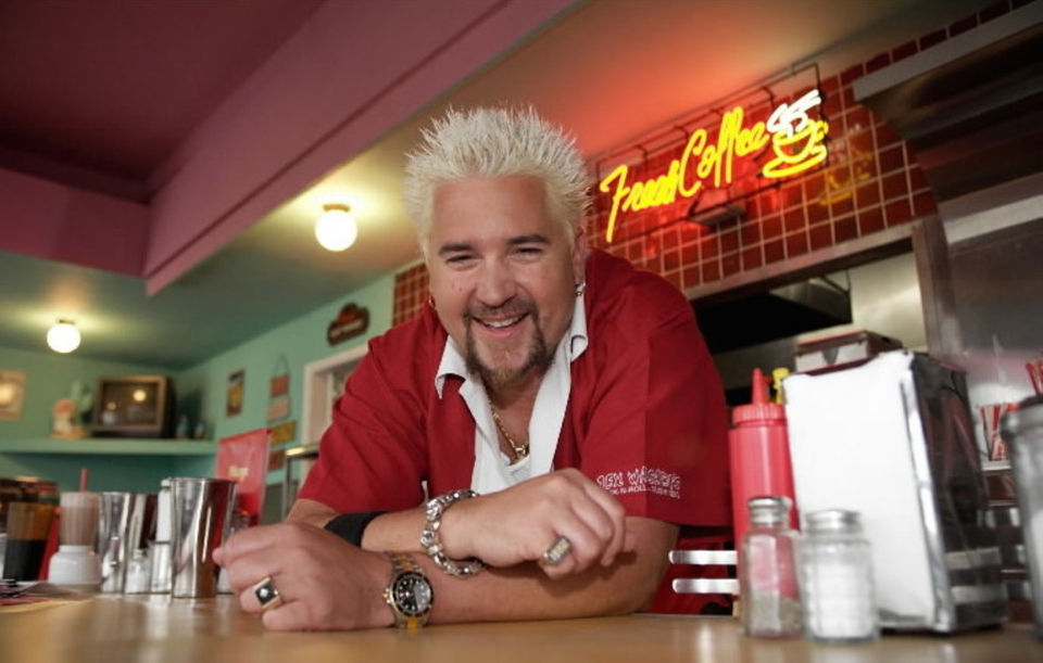 Drive In Diners And Dives List By State on