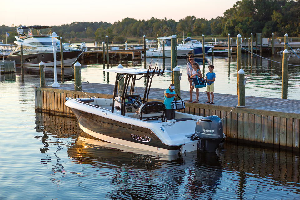 Robalo R242 Explorer is fun for families: Lake Erie boat of the week