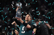 Philadelphia Eagles Super Bowl parade; Malcolm Jenkins, Torrey Smith wouldn't accept White House invite; and more