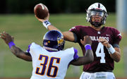 Alabama A&M thumps Miles 37-0 to kick off Connell Maynor era