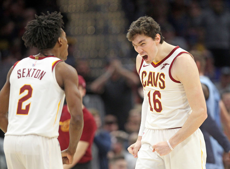 big sale 7bd16 449cd Cleveland Cavaliers: Will they try to extend Cedi Osman's ...