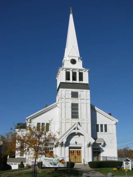48. Holbrook, Norfolk County