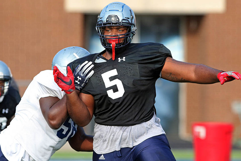 A-List No. 10: Clay-Chalkville's DJ Dale, big man moving quickly