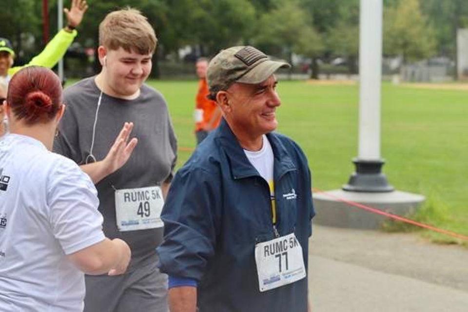 Richmond University's CEO runs in annual 5K Run/Walk to benefit hospital