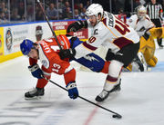 Calder Cup Playoffs: Syracuse Crunch vs. Cleveland Monsters