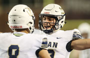Archbishop Hoban takes over No. 1 in cleveland.com football Top 25 for Week 9