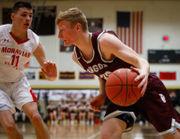 Bangor boys basketball finally gets better of Moravian in league semis