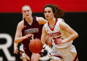 Easton girls basketball preps for Northampton by cruising in D-11 playoff opener
