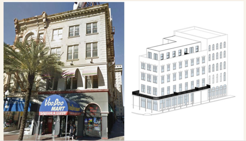 200 Short Term Rentals Planned For Canal Streets Upper Floors