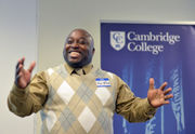 Security with a smile: 1st class graduates from Cambridge College program sponsored by MGM Springfield