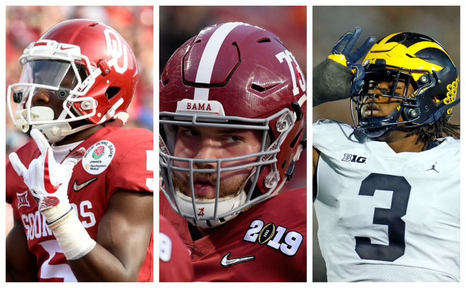 NFL mock draft 2019 (2 rounds): Bills trade down, go big on offense