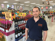 Peter's Liquors, third generation CNY family business, spruces itself up