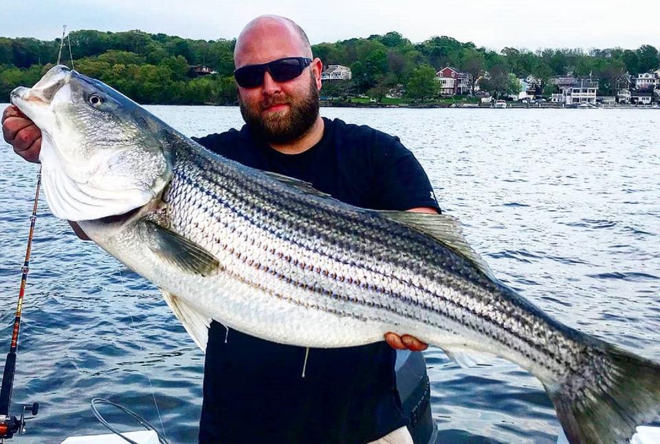 2018 Hudson River Striped Bass Fishing Action Kicks Into Gear Reader Photos Newyorkupstate Com