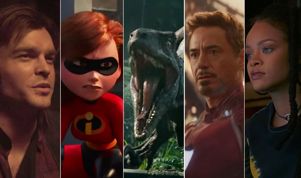 Movies Theaters In 2018: 2018 Summer Movie Guide: 47 Flicks To See In Theaters