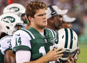 Jets' Mike Maccagnan raves about 'unflappable' Sam Darnold, so will he start in Week 1?