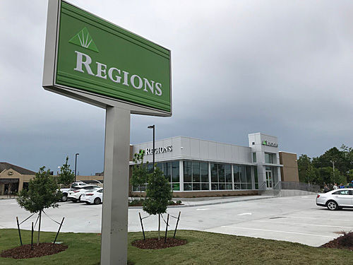 New Regions Bank opens in Kenner