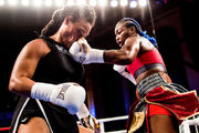 After first career knockdown, new middleweight champ Claressa Shields wins 'Fight of the Year'