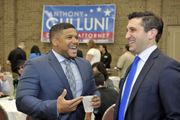 Seen@ Hampden DA Anthony Gulluni's 2018 campaign kickoff party in Springfield