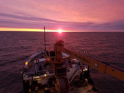 Amazing sunsets, Great Lakes scenery captured by Coast Guard crews