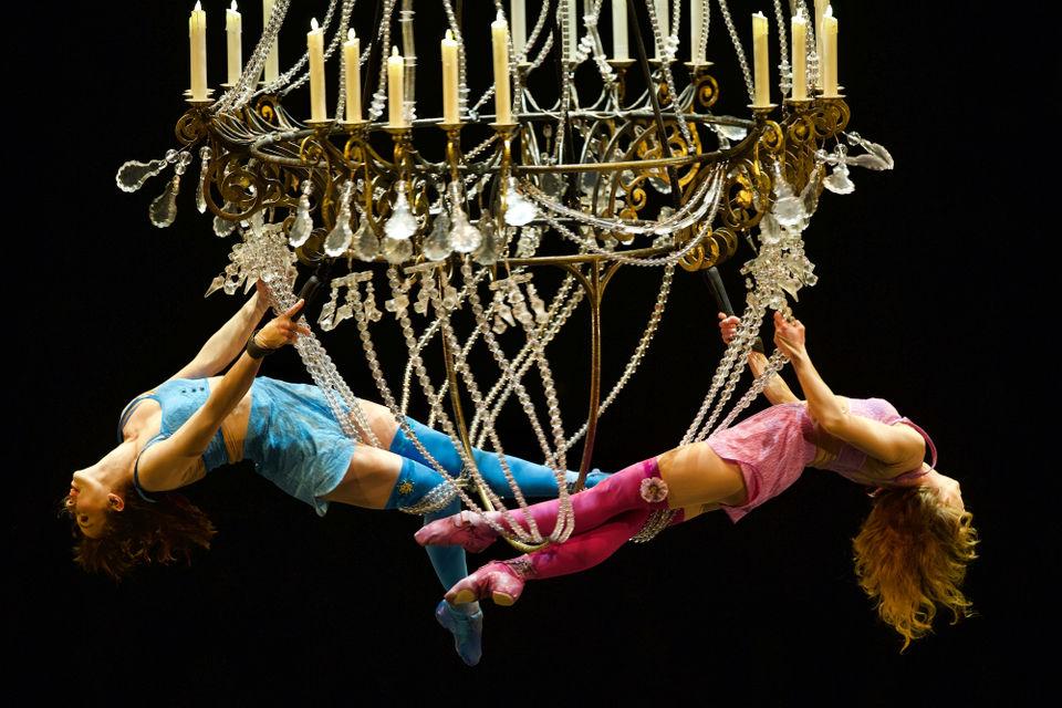 Cirque Du Soleil's 'Corteo' is underway in Portland (photos)