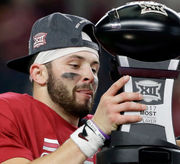 Baker Mayfield to work out privately for Browns Thursday during their QB workout week