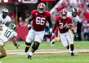 Nick Saban: Alabama to experiment with O-Line