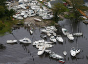 Death toll rises to 11 as Florence pours on the rain