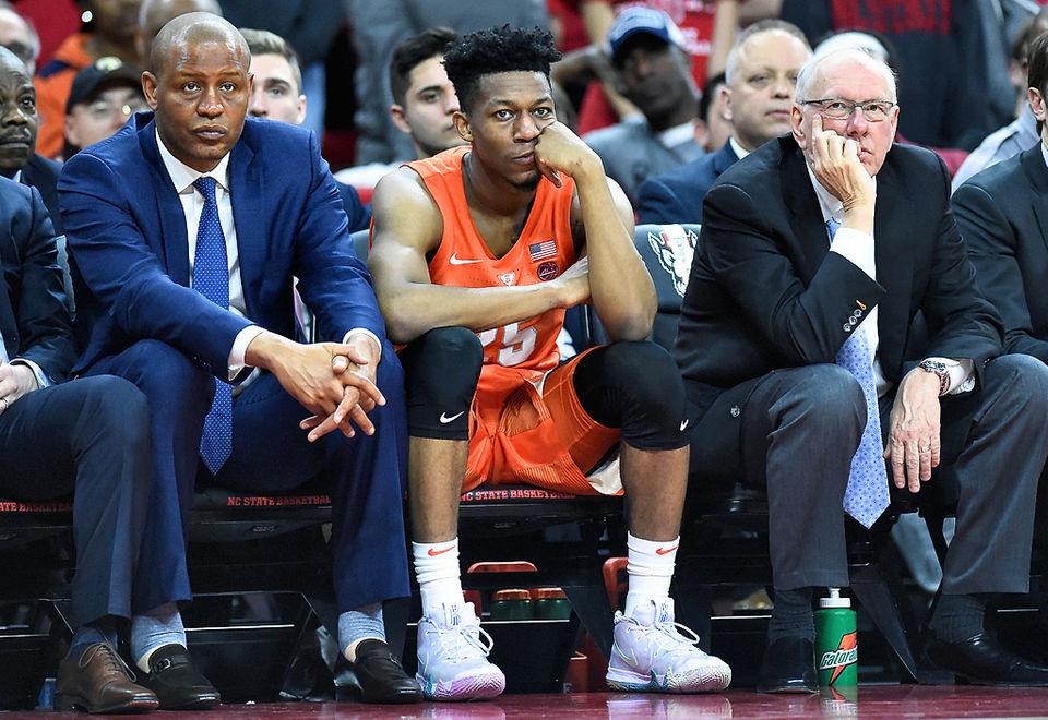 Photos Syracuse Basketball Vs North Carolina State 2019