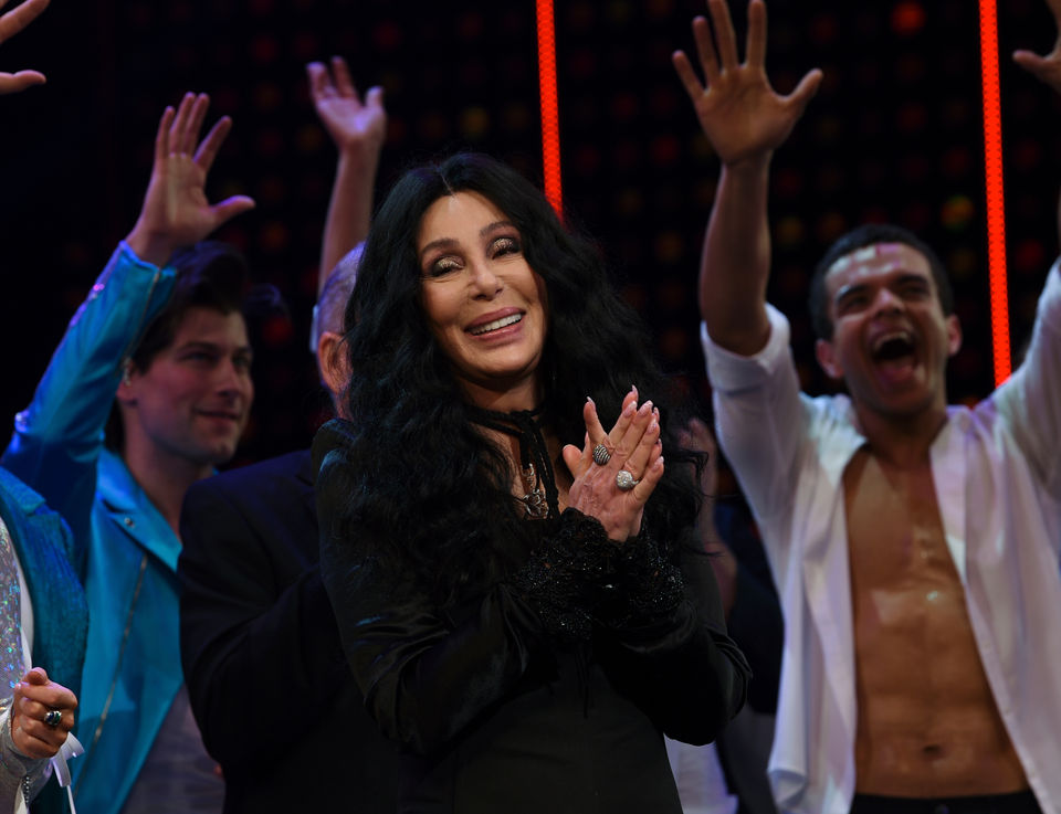 Today's famous birthdays list for May 20, 2019 includes celebrity Cher