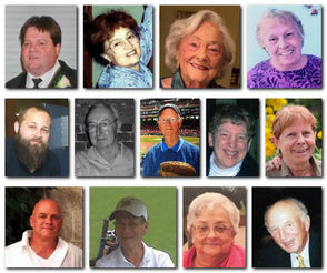 """The following are the obituaries that were published in The Republican on Oct. 22, 2018. To read each full obituary, click on the name. (To open an obituary in a new tab, RIGHT-click on the name and then click """"open link in new tab"""")"""