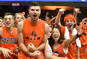 Syracuse, N.Y. -- The Syracuse football team will host Connecticutat 4 p.m. Saturday (ESPN News) at the Carrier Dome. It's time for our predictions. Hop in the comments and offer your picks.