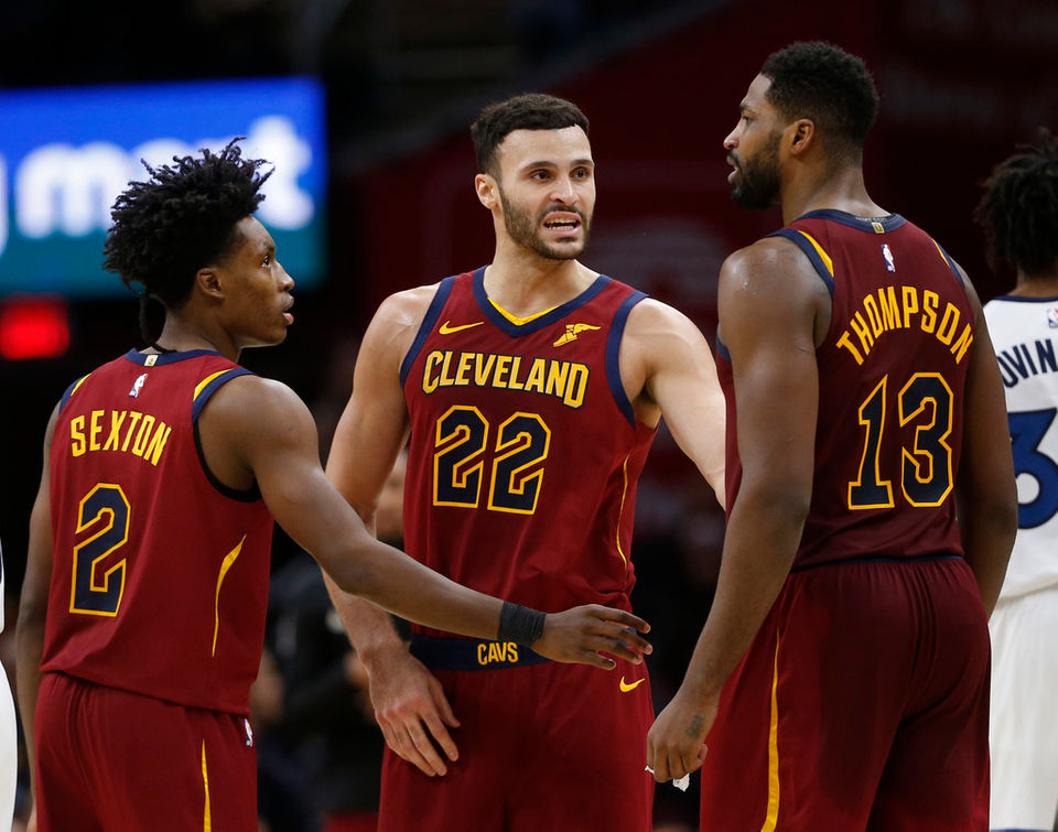 Cleveland Cavaliers: Cleveland Cavaliers 'going In The Right Direction' Despite