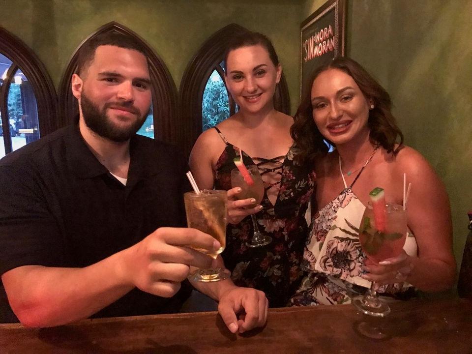 Staten Island Nightlife: Blue, the Livingston dining spot where Mediterranean fare reigns